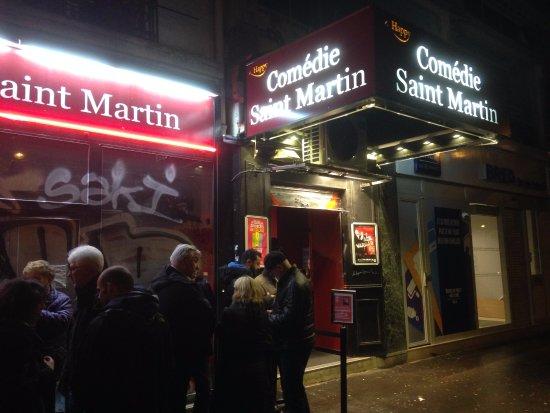 Happy Comédie Saint-Martin