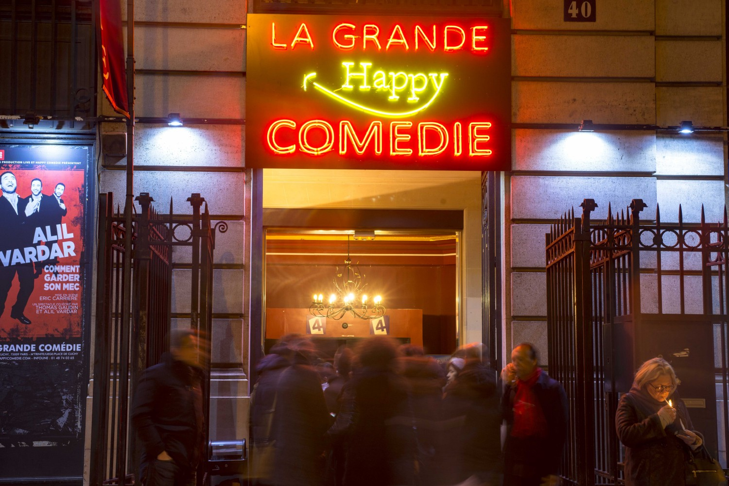 La Grande Happy Comédie