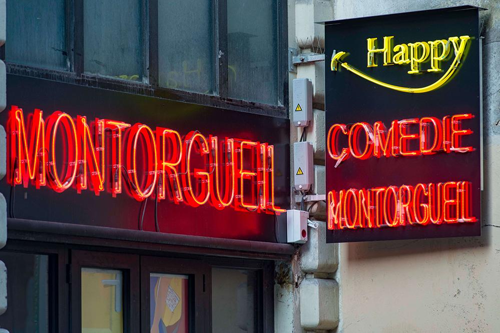Happy Comédie Montorgueil