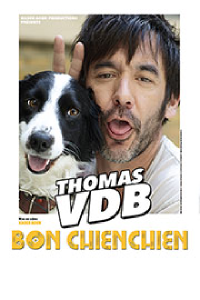 Affiche du spectacle : Thomas VDB