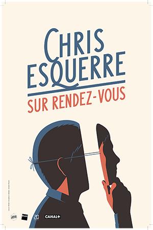 """Chris Esquerre dans """"Rendez vous"""""""